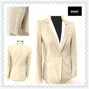 DKNY Classic Blazer Suit Jacket